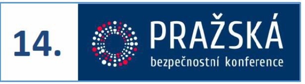 14. Pražská bezpečnostní konference